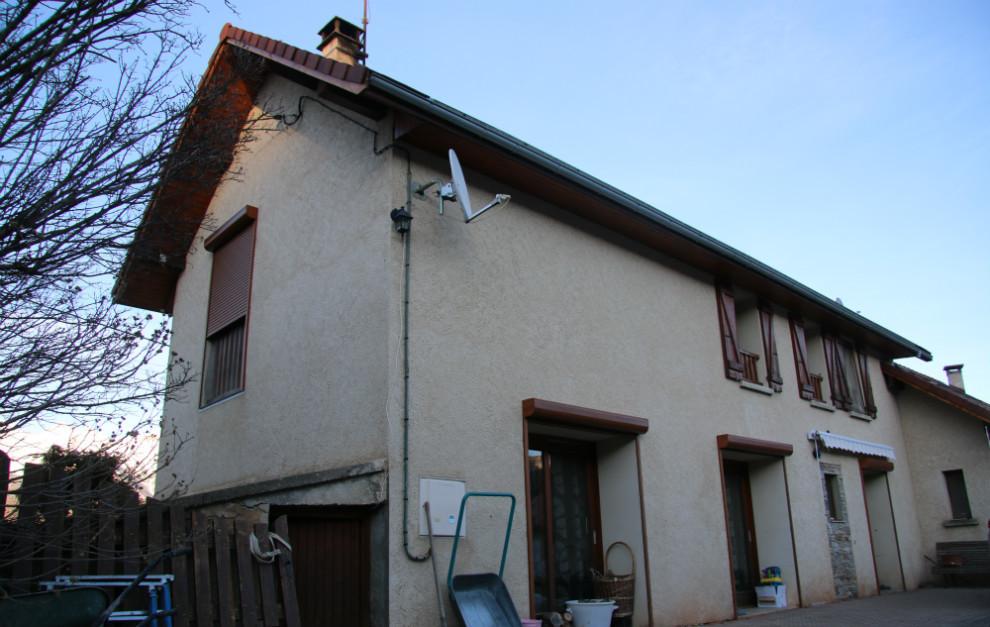 La casa donde creció se conserva igual