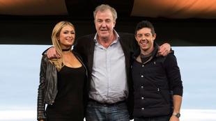 Paris Hilton, Jeremy Clarkson y Rory McIlroy