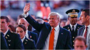Donal Trump (71).