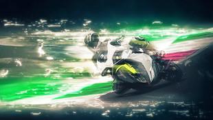 Moto eléctrica Energica