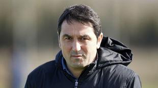 Braulio Vázquez, director deportivo de Osasuna