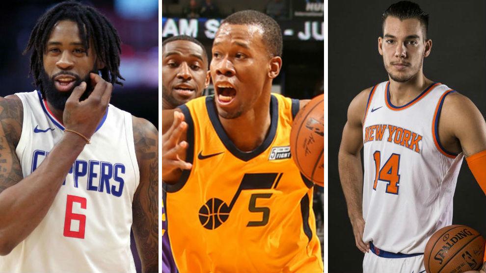 a6fdd98120421 NBA  Cierre del mercado de traspasos NBA  así están los 30 equipos ...