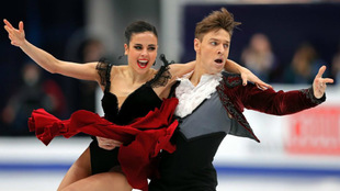Sara Hurtado y Kyril Khalyavin