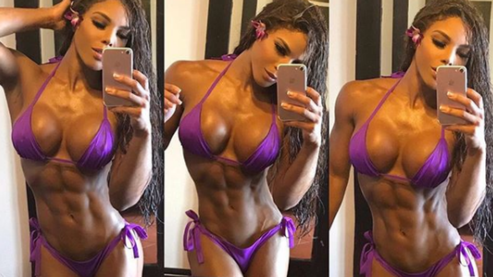 Yarishna Ayala La Reina Más Sexy Del Fitness La