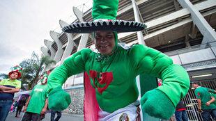 El color mexicano estará en Rusia