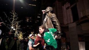 Celebración en Philadelphia