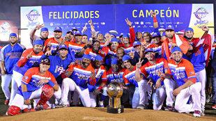 Puerto Rico gana su quinto título.