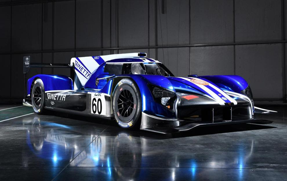 El Ginetta del equipo Manor será uno de los rivales de Toyota