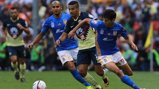 Los felinos eliminaron a las Águilas en la Liguilla del Apertura 2017