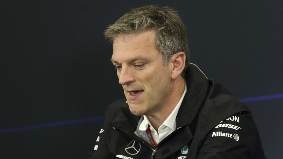 James Allison, Director Técnico de Mercedes