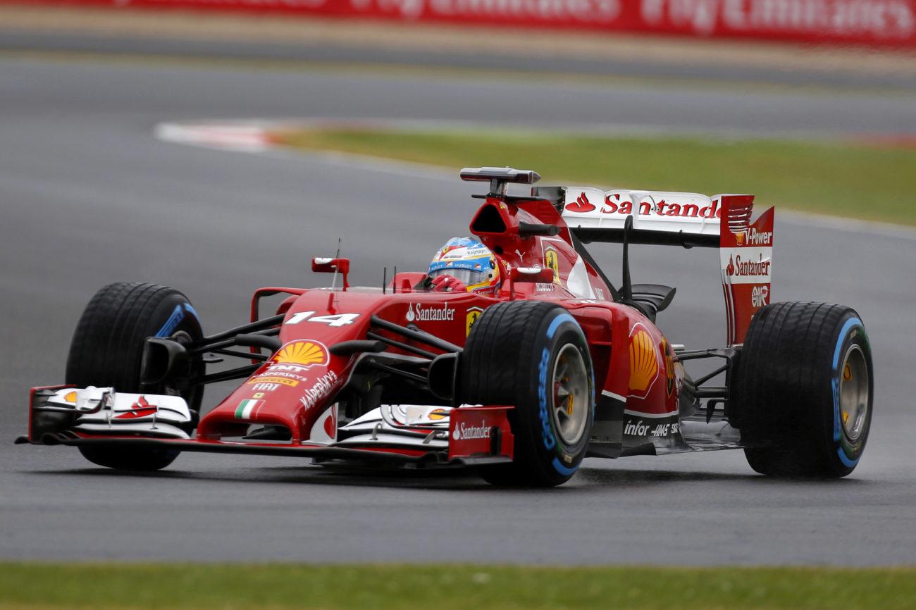 Formula One The Ferrari F14t Used In F1 2014 Marca English
