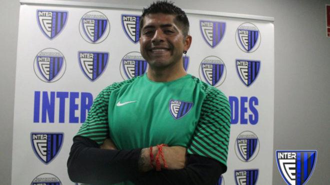 Odín Patiño es el nuevo portero del Club Escaldes