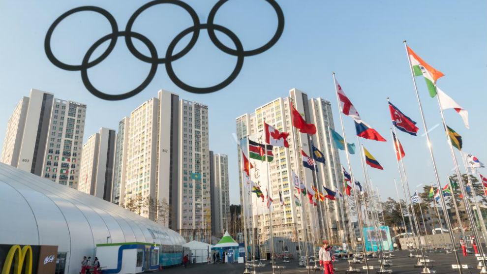 Villa Olímpica de  Pyeongchang