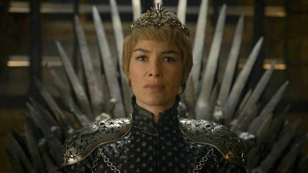 Lena Headey como Cersei en Juego de Tronos
