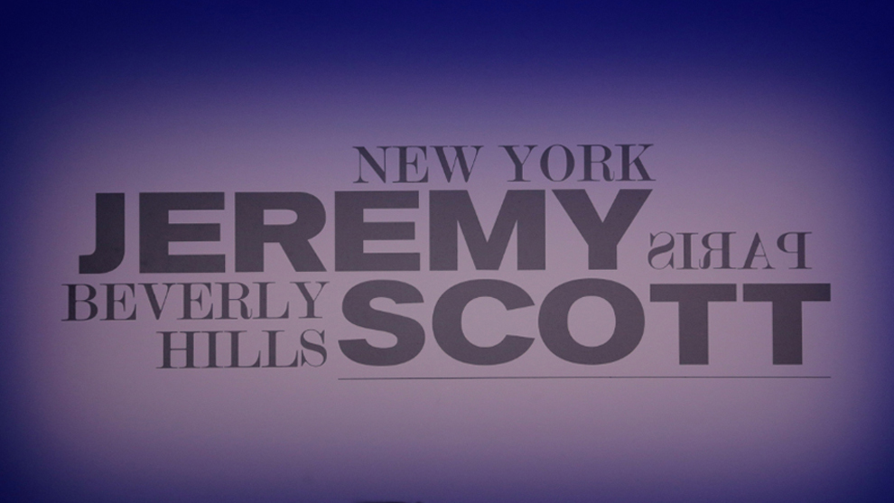 Wolford y Jeremy Scott