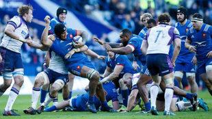 Partido entre Escocia y Francia del VI Naciones