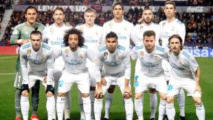 El once del Madrid para el PSG