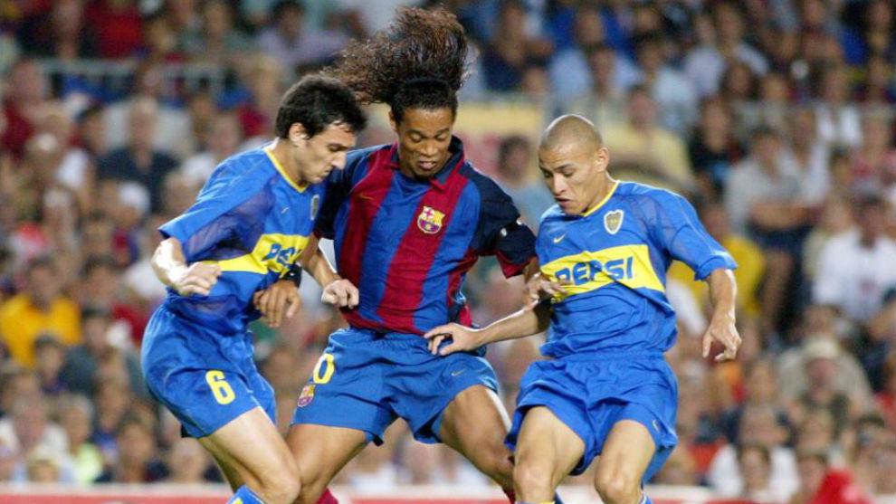 barcelona vs boca juniors - photo #23