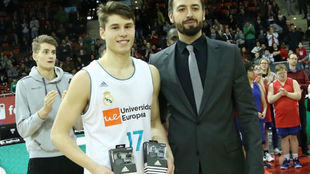 Mario Nakic, elegido MVP del torneo de Munich