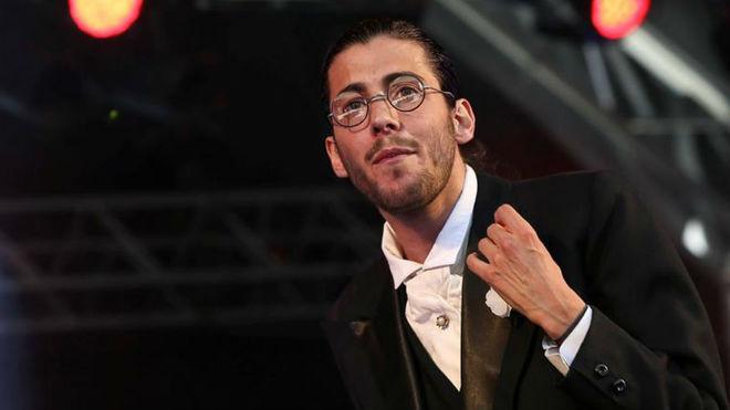 Salvador Sobral, ganador del Festival de Eurovisión