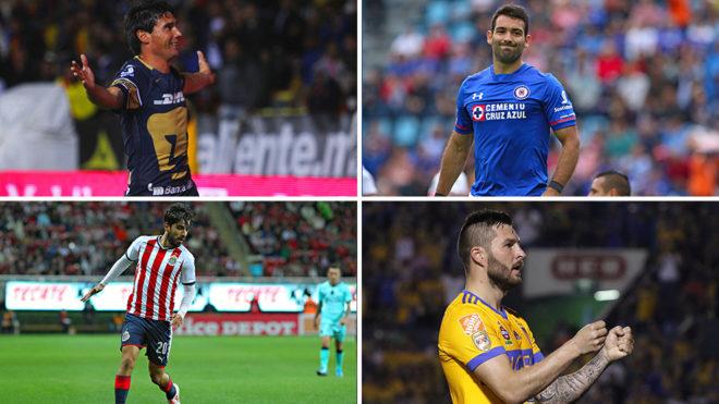 La fecha doble de la Liga MX.