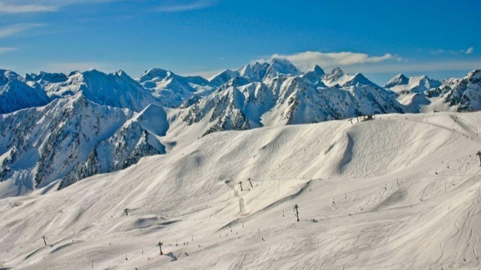 Las estaciones de los Vallées de Gavarnie no destacan por su...