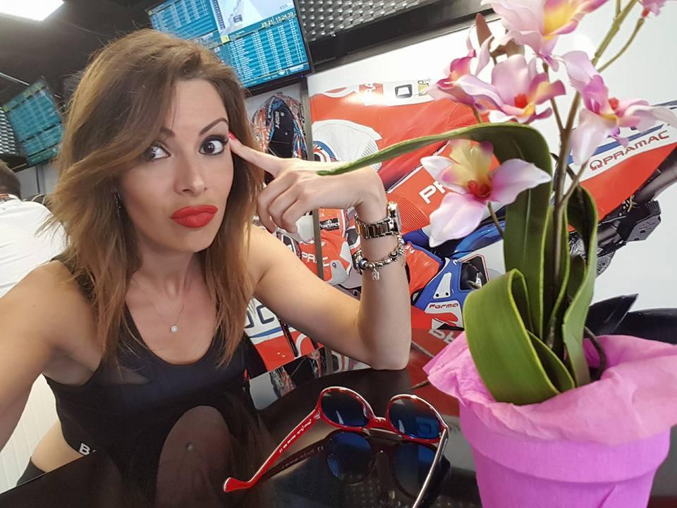 Irene Gómez ha denunciado el veto a las azafatas en la Fórmula 1