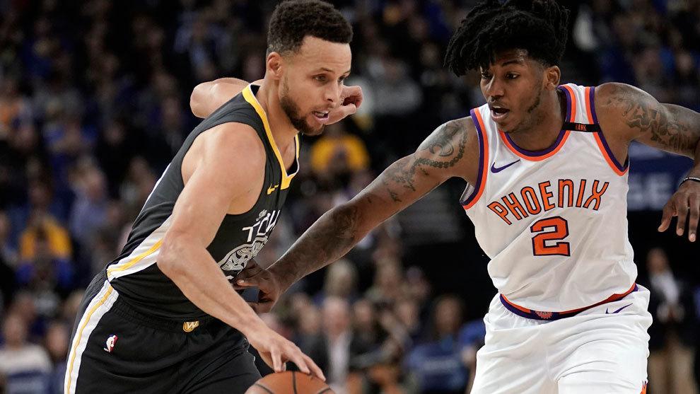 Curry trata de marcharse de Payton