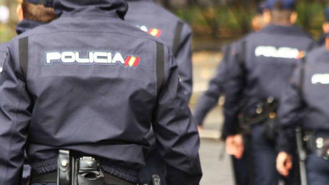 El Grupo Operativo de Respuesta de la Policía Nacional realizó la...