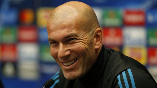 Zidane: No tengo nada que demostrar ante el PSG