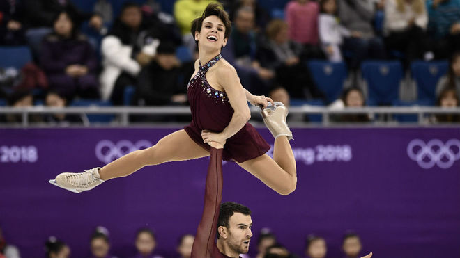 Meagan Duhamel ya ha ganado un Oro en los JJOO