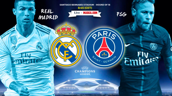 Champions League: Real Madrid vs PSG: Would-be kingslayers