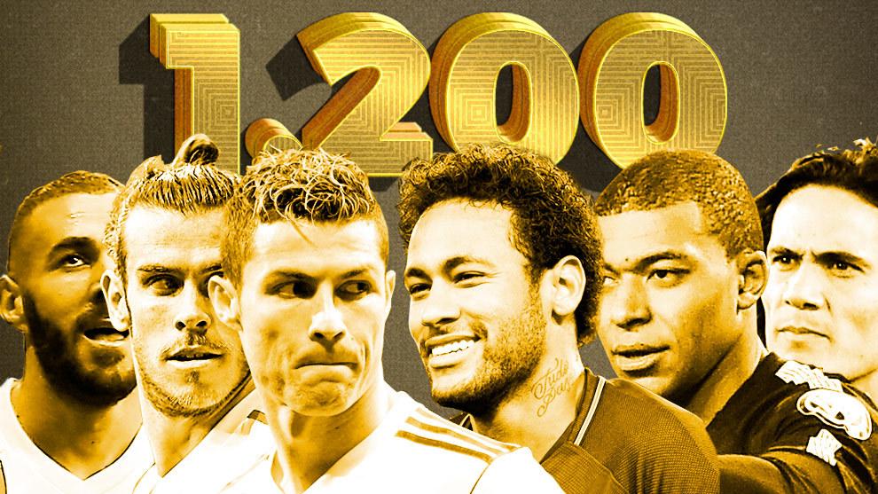 Real Madrid vs PSG: el partido de los 1.200 millones de euros