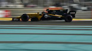Carlos Sainz, con el R.S.17.