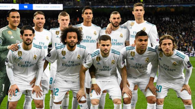 f717ab59ca6a2 Real Madrid  El uno a uno del Real Madrid vs PSG  Ni Neymar