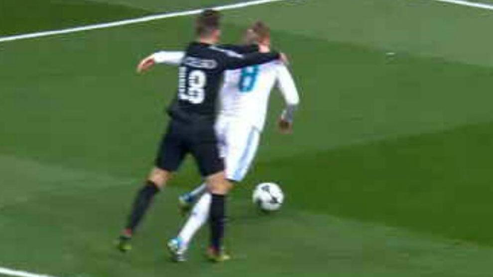 Real Madrid vs PSG. Octavos de Champions 15186405903825