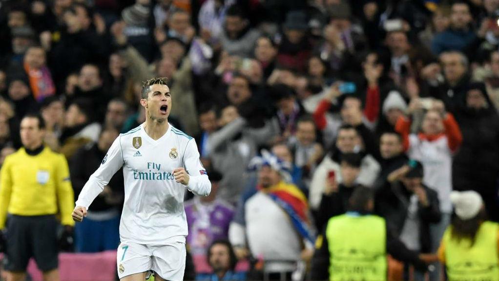 Real Madrid Vs PSGAdemás batió el récord de partidos seguidos marcando en  Liga de Campeones 032422f4a4dcf