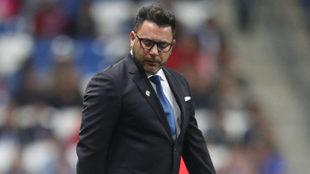 Mohamed lamentó la falta de contundencia de su equipo