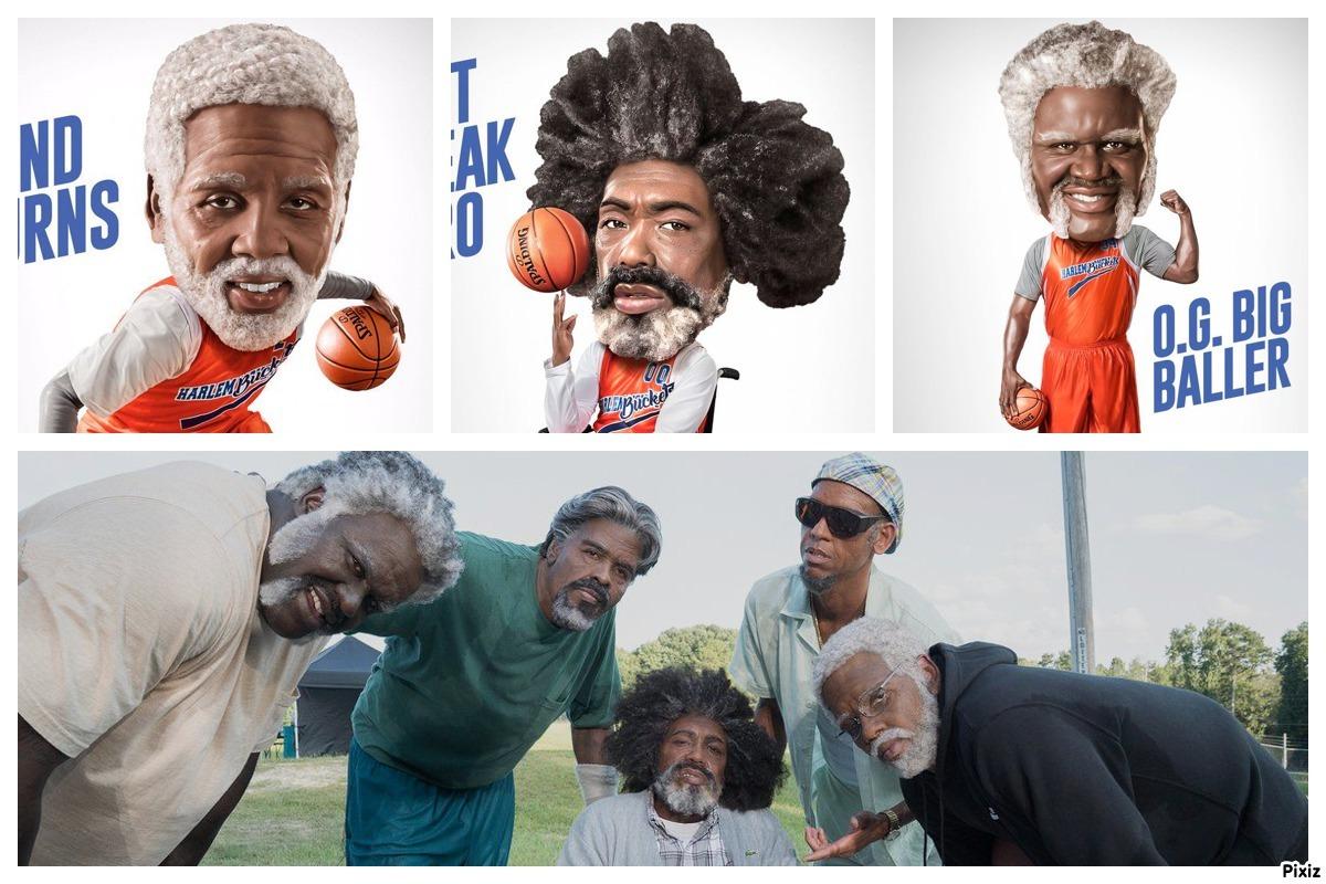15186758147394 Uncle Drew, la película que envejece 50 años a las estrellas de la NBA