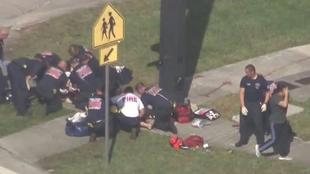 Un joven mata a 17 personas en una escuela de Florida en una nueva...