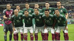 En la zona de Concacaf, el Tri de Juan Carlos Osorio ocupa el primer...