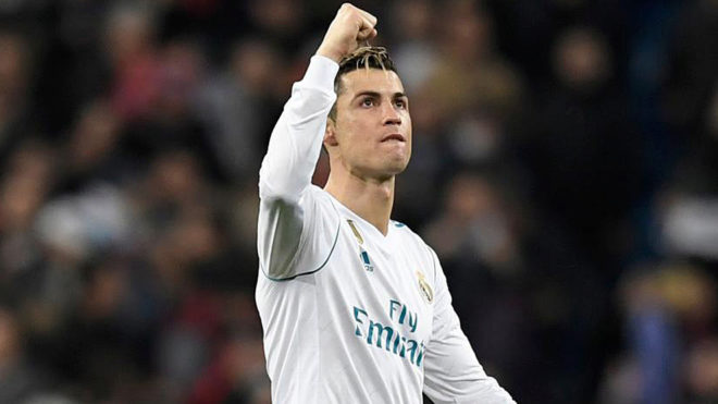 Champions league real madrid analysing cristiano for Championship league table 99 00