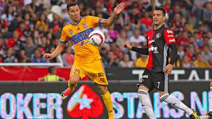 El actual campeón de la Liga MX no logra despuntar en el certamen