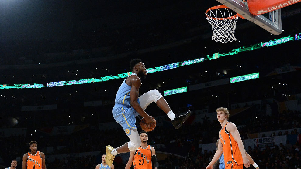 VER EL ALL STAR DE LA NBA ONLINE