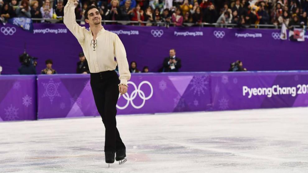 Juegos Olimpicos De Invierno 2018 Javier Fernandez El Video De La