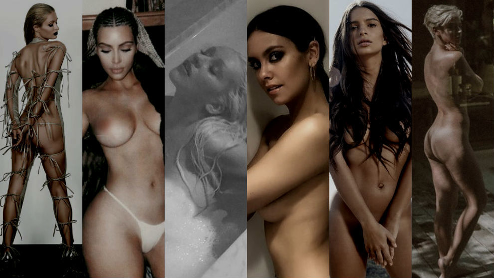 The Best Celebrity Nudes So Far This Year