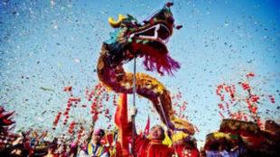 Este año, China celebra el comienzo del Año del Perro