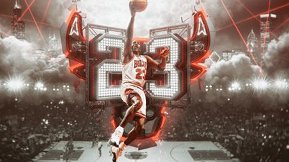 Michael Jordan, el mejor deportista de la historia, en 55 momentos