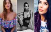 Sara Carbonero, Geogina Rodriguez, Pilar Rubio