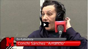 Conchita Amancio recibió la llamada sorpresa del exjugador del Real...